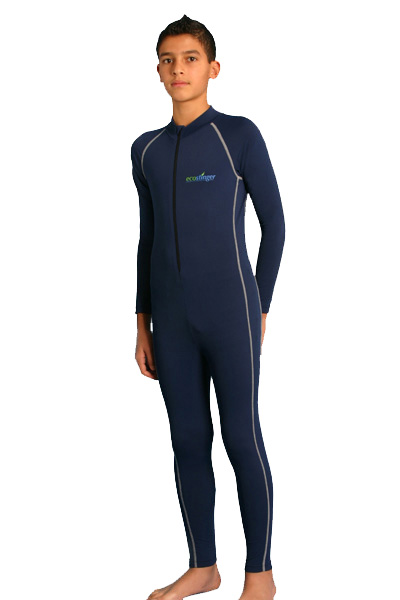 boys stinger suit navy