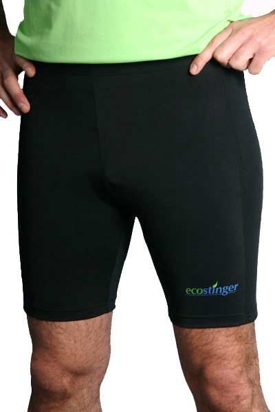 men siwm shorts black