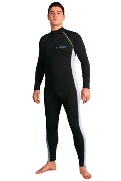men full body uv swimwear