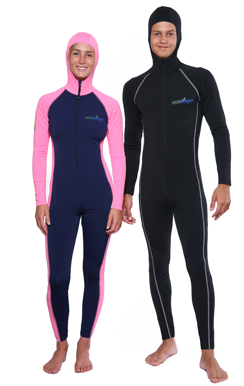 EcoStinger full body coverup swimsuits stinger suits dive skins